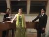 Sopranistin-Birgit-Weidner, Tenor Jeffrey Nardone, Pocking Ohrenschmaus 9.11.2012